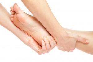 Fodpleje behandling - Smilet starter i dine fødder