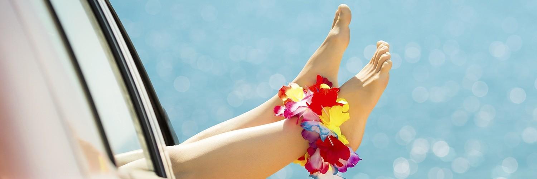 Få flotte sommer ben - Wellness behandling i Viborg