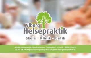 Kombineret Skole, Klinik og Butik - Viborg Helsepraktik